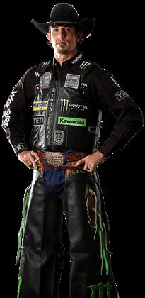 d238a381a6398 J. B. Mauney — The Professional Bull Riders
