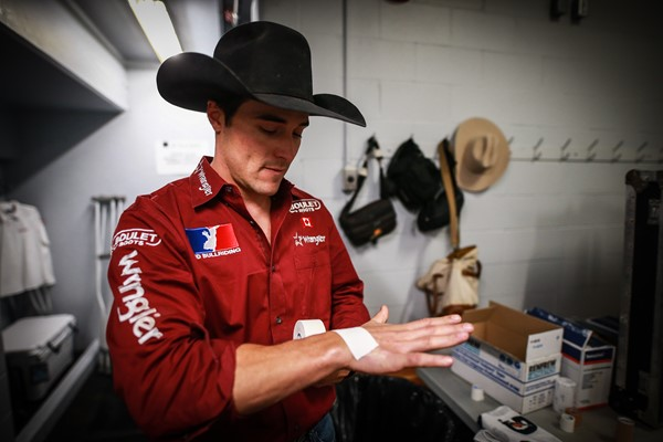 Hansen Lambert Look For Top Prize At Calgary Stampede