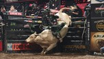 Tanner Byrne Sixth in Round 2 of Monster Energy Buck Off at The Garden