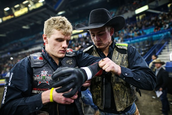 Radford Eyes Return to PBR Competition — The Professional