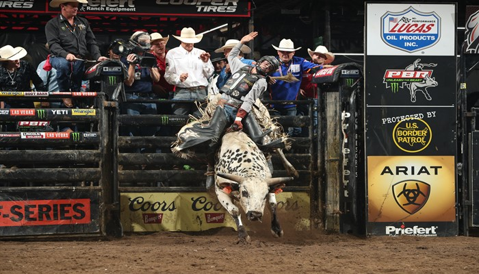 Homepage — The Professional Bull Riders