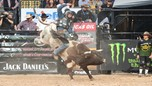 Jared Parsonage Delivers Third Qualified Ride of Debut PBR World Finals in Round 4
