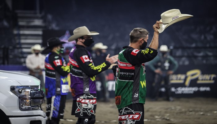 Flashback Friday – PBR Canada's Best Eager to Return as February is Marked by Throwbacks, Celebrations and More